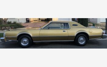 1976 Lincoln Continental Signature for sale 101250266