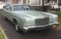 1976 Lincoln Continental for sale 101257226