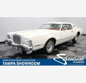 1976 Lincoln Continental for sale 101267083