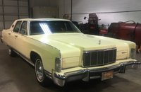 1976 Lincoln Continental Executive for sale 101413544