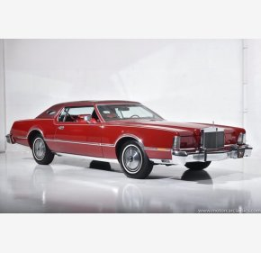 1976 Lincoln Continental for sale 101423845