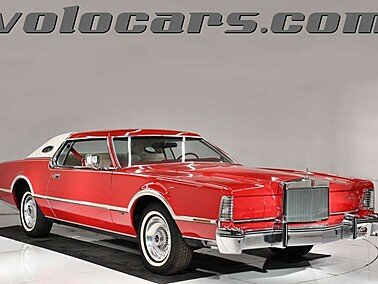 1976 Lincoln Continental for sale 101509303
