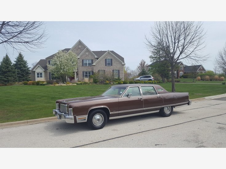 1976 Lincoln Continental for sale 101531822