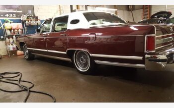 1976 Lincoln Continental for sale 101609981