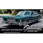 1976 Lincoln Continental for sale 101620751