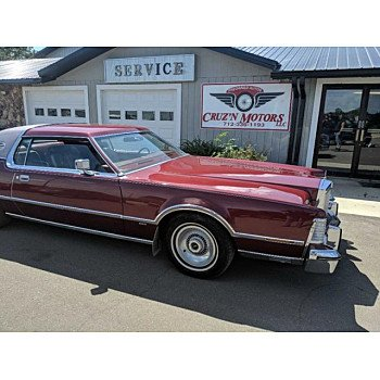 1976 Lincoln Mark IV for sale 101193427