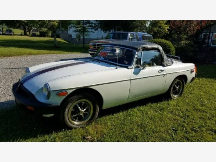 1976 MG MGB for sale 101186287
