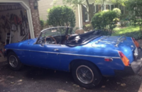 1976 MG MGB for sale 101186397