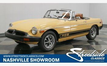 1976 MG MGB for sale 101232847