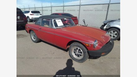 1976 MG MGB for sale 101291956