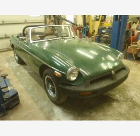 1976 MG MGB for sale 101323722