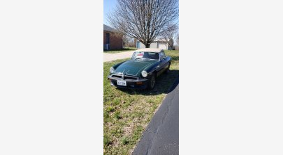 1976 MG MGB for sale 101332102