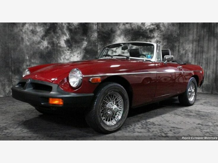 1976 MG MGB for sale 101496954