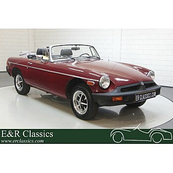 1976 MG MGB for sale 101603739