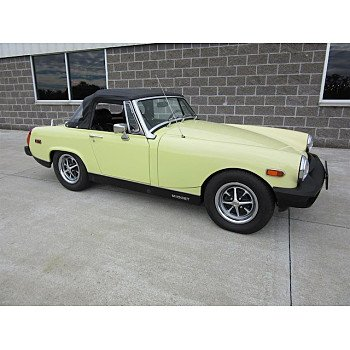 1976 MG Midget for sale 101049111