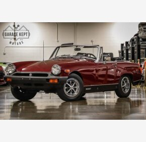 1976 MG Midget for sale 101268992