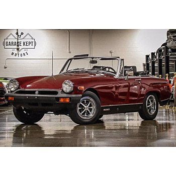 1976 MG Midget for sale 101268992