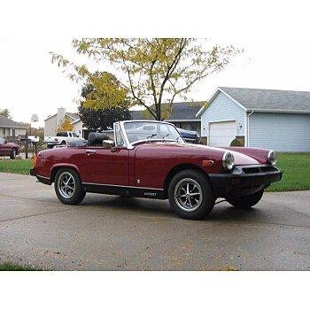 1976 MG Midget for sale 101555654