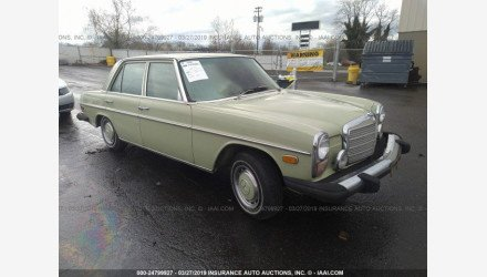 1976 Mercedes-Benz 300D for sale 101116190