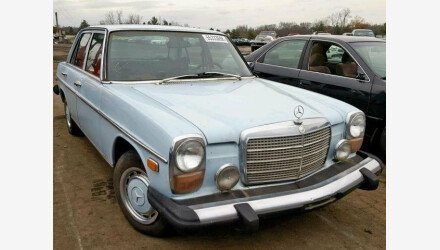 1976 Mercedes-Benz 300D for sale 101130375
