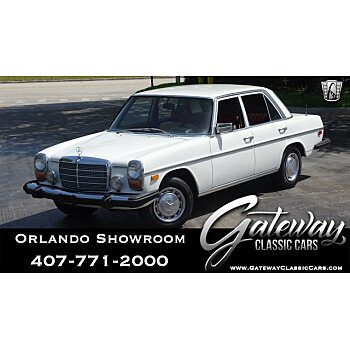 1976 Mercedes-Benz 300D for sale 101163195