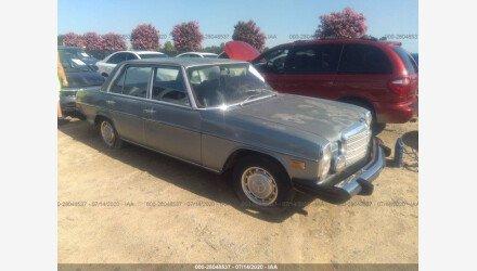 1976 Mercedes-Benz 300D for sale 101352180