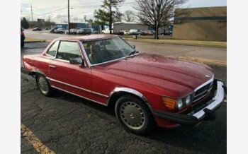 1976 Mercedes-Benz 450SL for sale 100829236