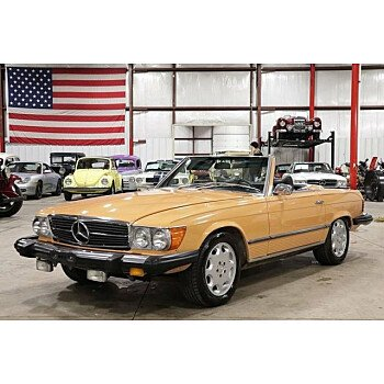 1976 Mercedes-Benz 450SL for sale 101083226