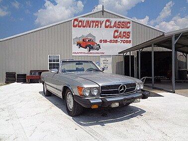 1976 Mercedes-Benz 450SL for sale 101349074