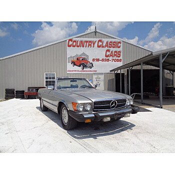 1976 Mercedes-Benz 450SL for sale 101349074