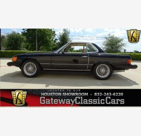 1976 Mercedes-Benz 450SL for sale 100986418