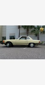 1976 Mercedes-Benz 450SL for sale 101055876