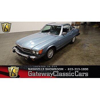 1976 Mercedes-Benz 450SL for sale 101061667