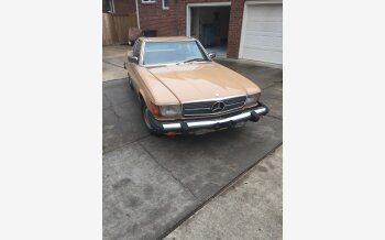 1976 Mercedes-Benz 450SL for sale 101110424
