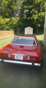 1976 Mercedes-Benz 450SL for sale 101186282