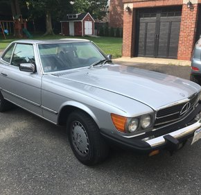 1976 Mercedes-Benz 450SL for sale 101197724
