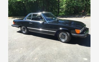 1976 Mercedes-Benz 450SL for sale 101215689