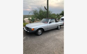 1976 Mercedes-Benz 450SL for sale 101222789
