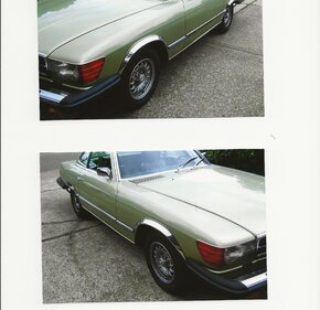 1976 Mercedes-Benz 450SL for sale 101227047