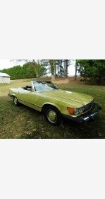 1976 Mercedes-Benz 450SL for sale 101231124