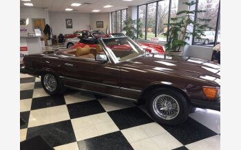 1976 Mercedes-Benz 450SL for sale 101450984