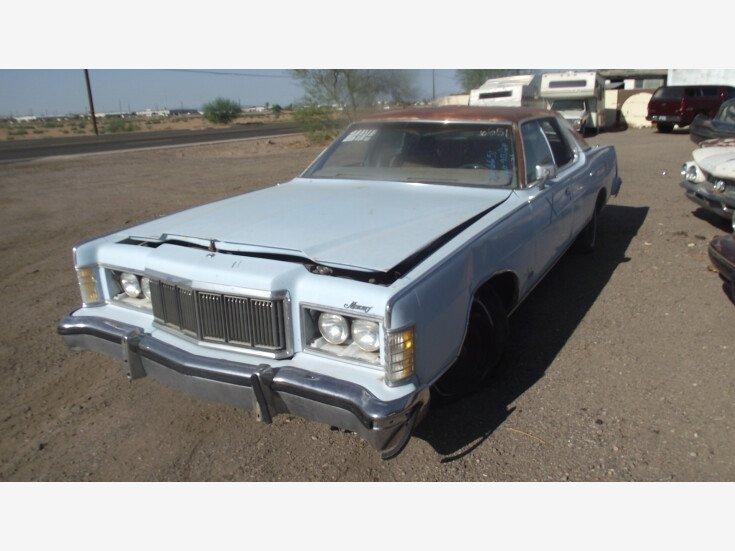1976 Mercury Marquis for sale 101548771