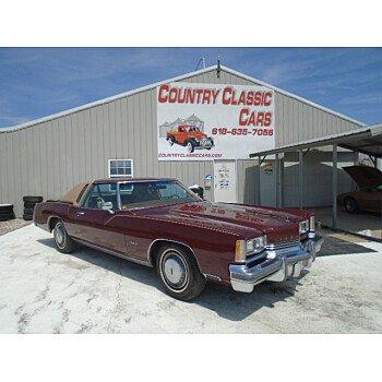 1976 Oldsmobile Toronado for sale 101500874