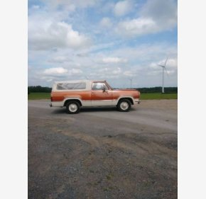 1976 Plymouth Trailduster for sale 101144619
