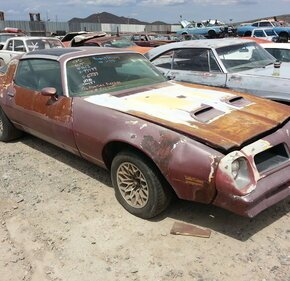 1976 Pontiac Firebird for sale 100741301