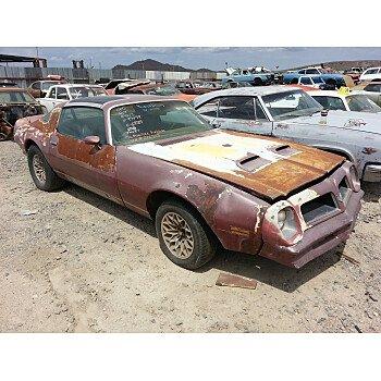 1976 Pontiac Firebird for sale 100741301