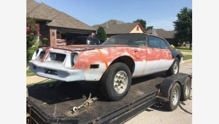 1976 Pontiac Firebird for sale 101017136