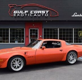 1976 Pontiac Firebird for sale 101163122