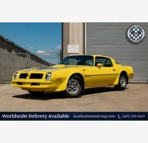 1976 Pontiac Firebird for sale 101333285