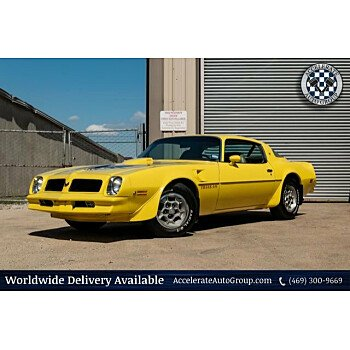 1976 Pontiac Firebird for sale 101333285